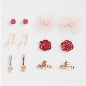 Torrid | Disney Princess Earrings - Set of 6